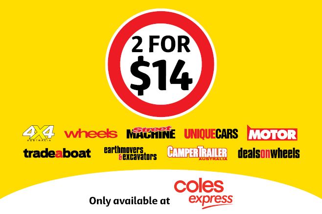 Coles offer