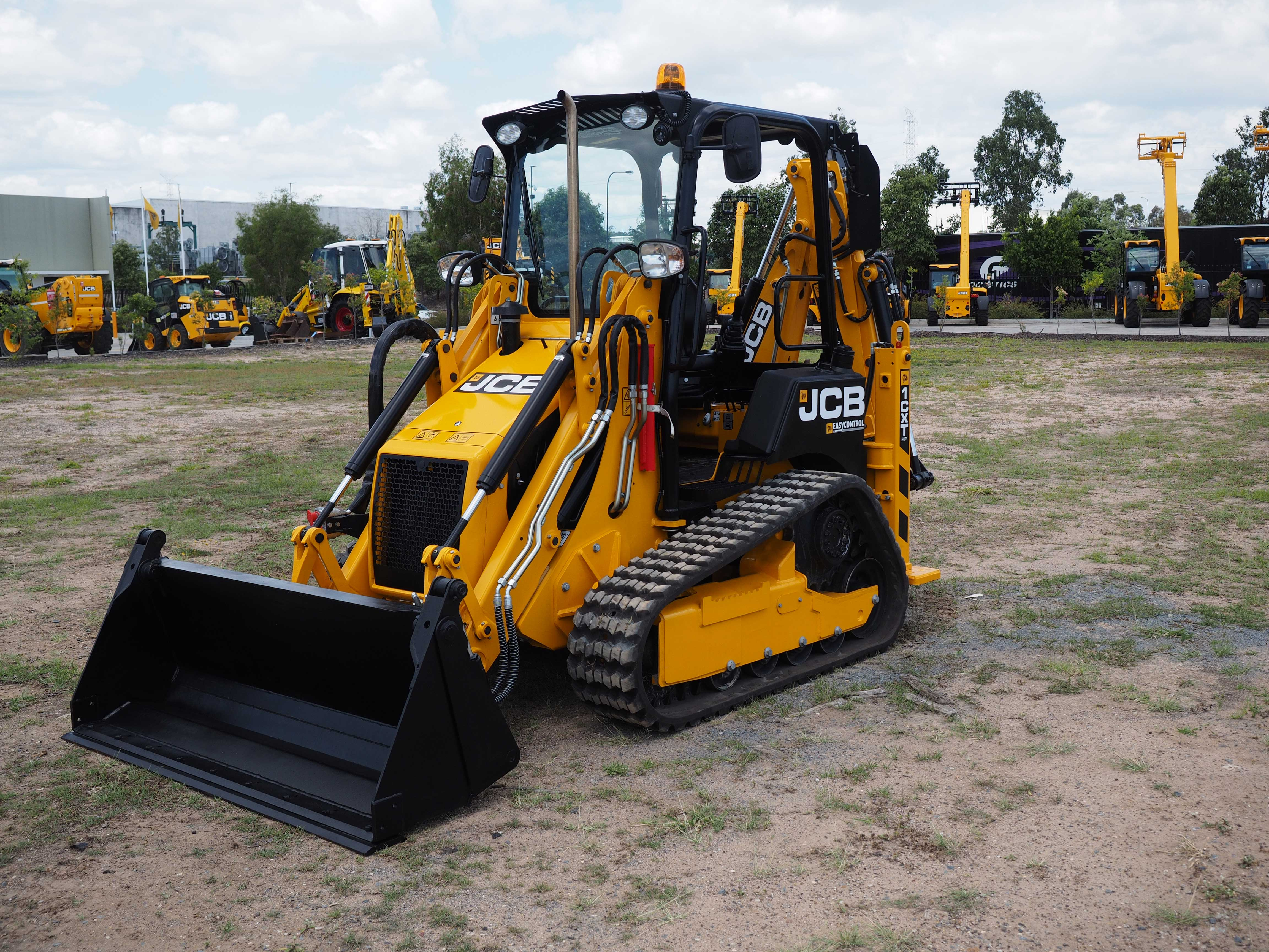 used sale excavator backhoe for volvo