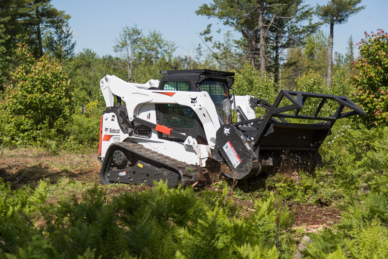 Bobcat -70-inch -forestry -attachment
