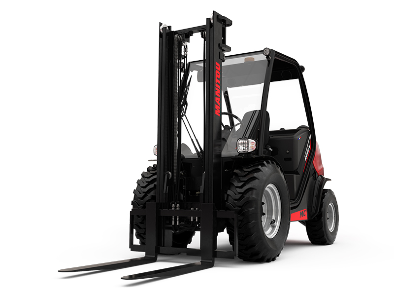 Manitou MC18 rough terrain forklift