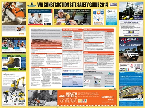 WA Construction Safety Chart 2014