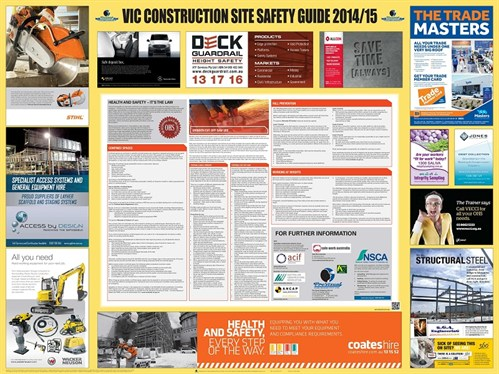 VIC Construction Safety Guide